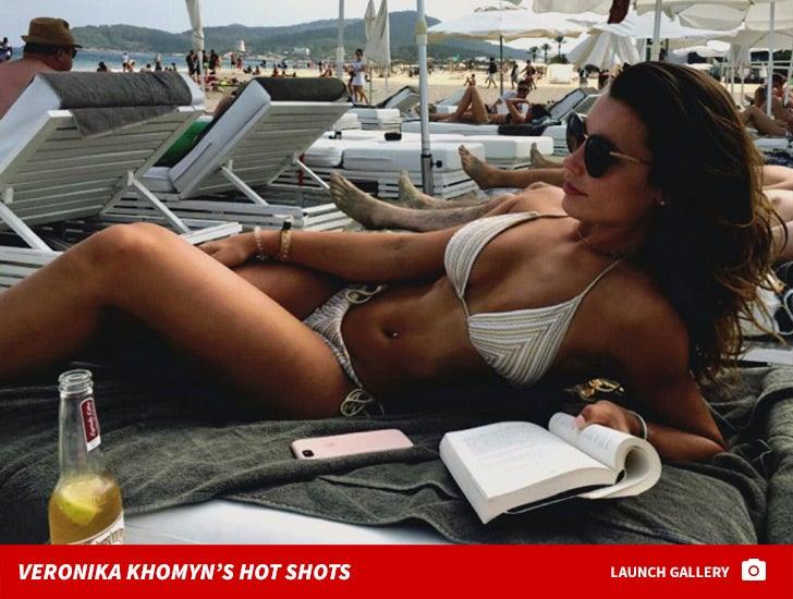 Veronika Khomyn's Hot Shots