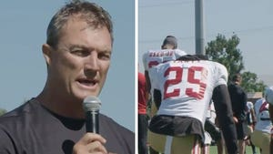 John Lynch Calls For Moment Of Silence For Gilroy Victims At 49ers Practice