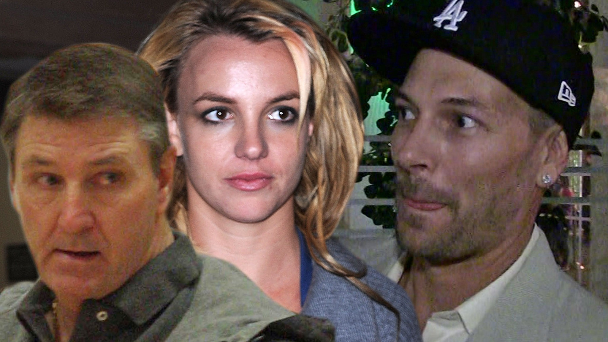 Britney Spears' Father Investigated for Alleged Abuse of Grandson