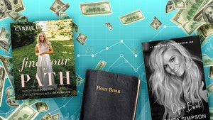 Carrie Underwood, Jessica Simpson Topping Book Sales During Pandemic