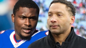 Ex-Bills RB Karlos Williams Bashes Ex-GM Doug Whaley, 'He Can Drink Bleach'