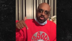 Jermaine Dupri Tells ATL Black Community to Stay Home, 'Don't Die 'Cause You're Bored'