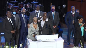 George Floyd's Family Remembers His Magnetic Presence at Memorial Service