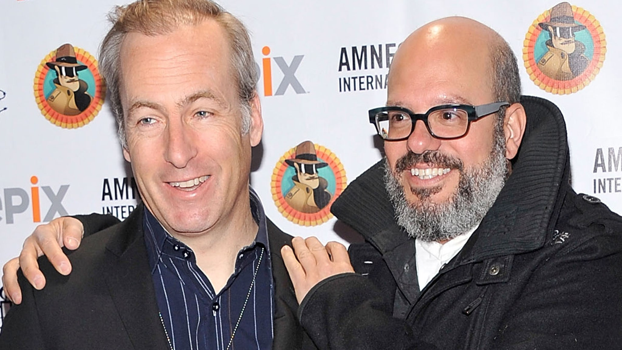 Bob Odenkirk Says He's Recovering From Heart Attack, Will Be OK thumbnail