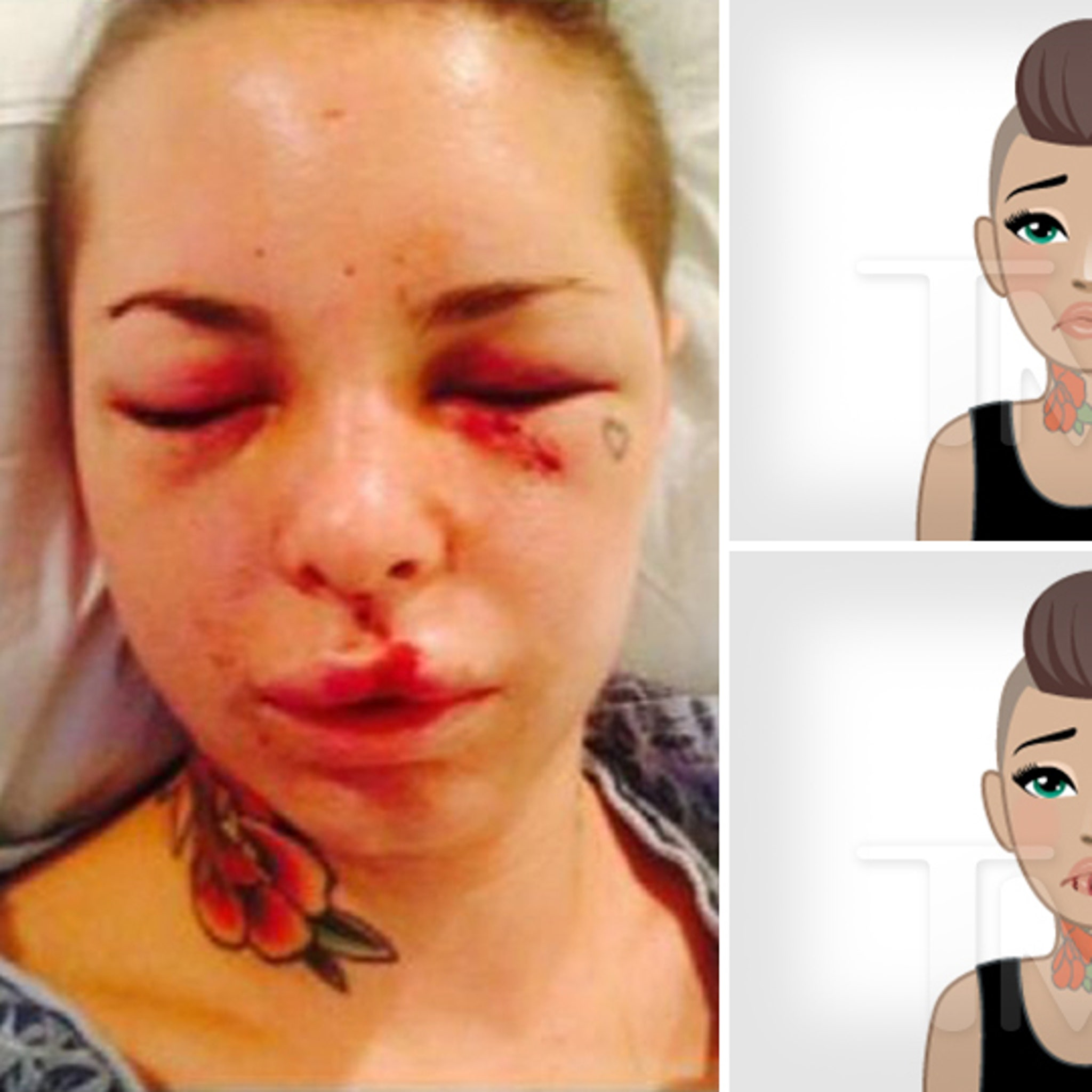 Christy Mack Porn Pics porn star christy mack: creates domestic violence emojis