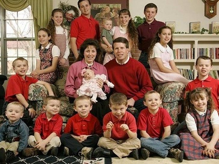 Duggar Family Photos