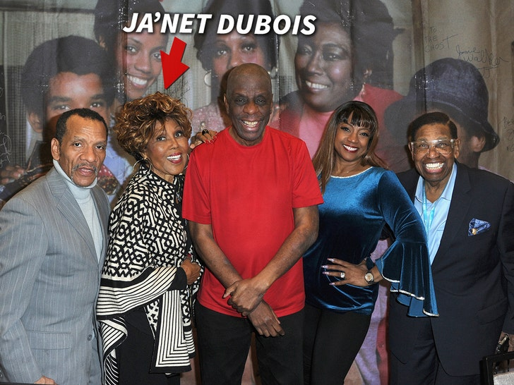 Ja'Net DuBois, 'Good Times' actress, dead