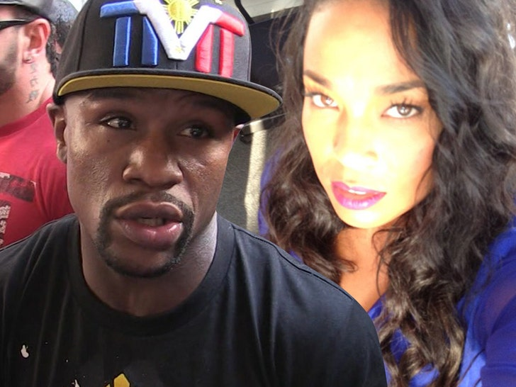 Floyd Mayweather Jr. remembers Josie Harris as 'friend, angel'