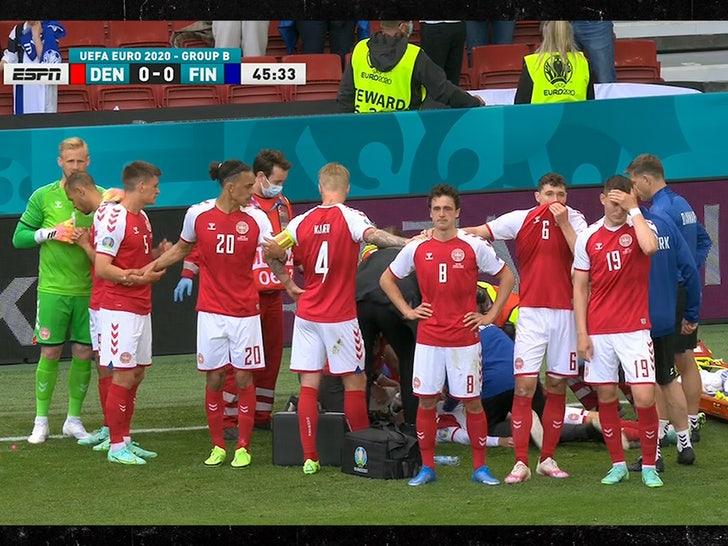 Danish Soccer Star Christian Eriksen Collapses on Field, Receives CPR.jpg