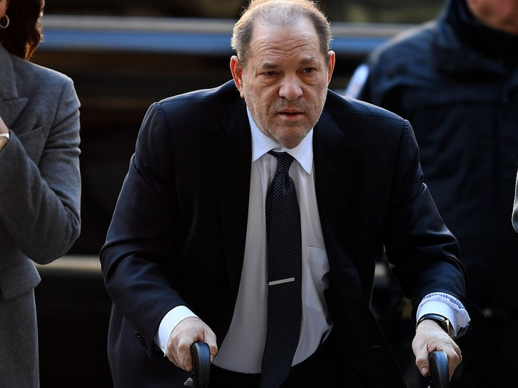 Harvey Weinstein Judge Orders Extradition To L A On Sexual Assault Charges