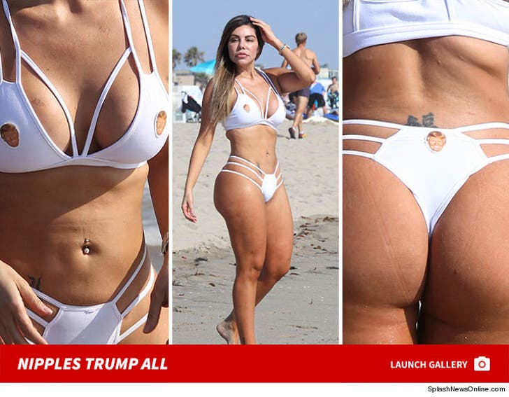 Liziane Gutierrez - Nipples Trump All