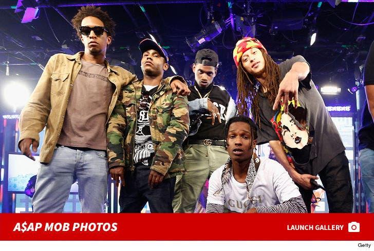 A$AP Mob Photos