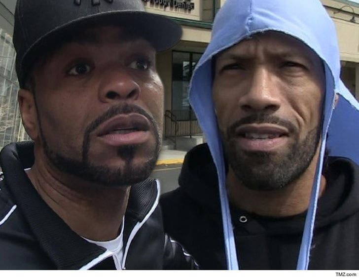method man and redman missing from cast of how high 2