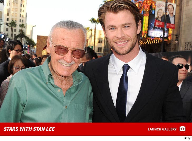 Stars With Stan Lee