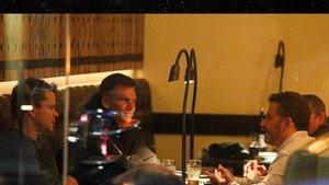Tom Brady Has L.A. Bro Dinner with Jimmy Kimmel and Matt Damon