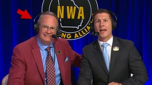 Wrestling's Jim Cornette Quits Over Racist Comment During 'NWA' Broadcast