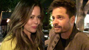 Brooke Burke and David Charvet Finalize Divorce