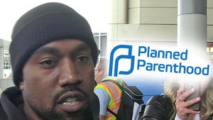 Kanye West's Planned Parenthood Comments Get Fiery Response from Org