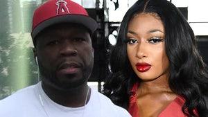 50 Cent Apologizes to Megan Thee Stallion for Mocking Gun Incident