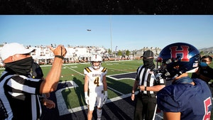 High School Football Kicks Off in Utah with Masked Refs, Coaches, Cheerleaders