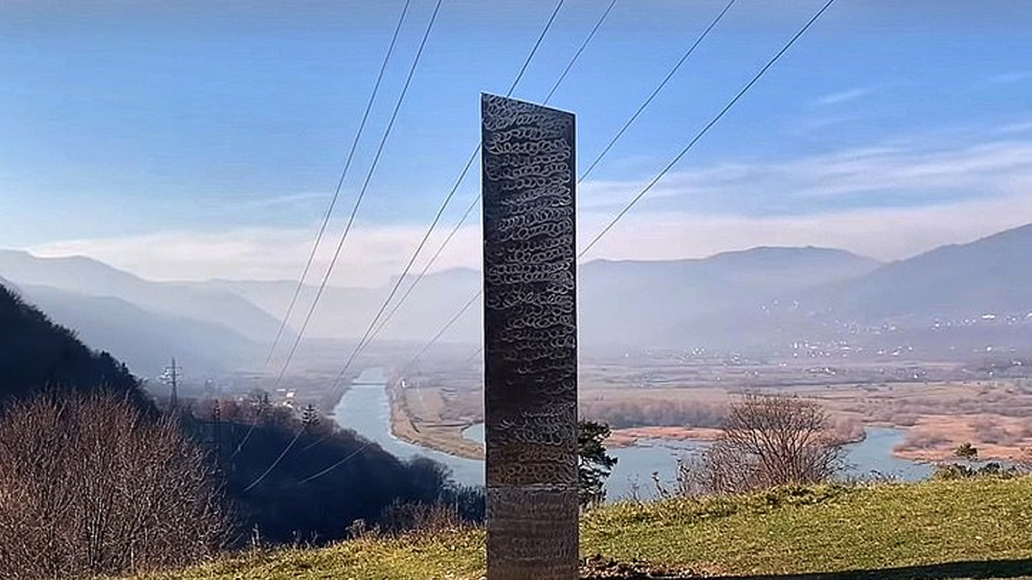 New Monolith Surfaces in Romania After One in Utah Desert Vanishes