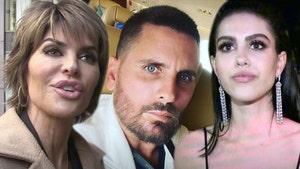 Lisa Rinna Reveals Amelia Hamlin Broke Up with Scott Disick
