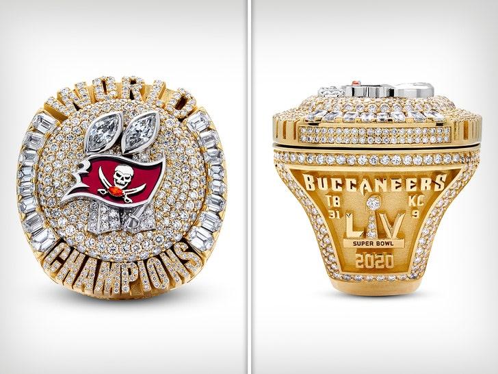 Bucs 2020 Super Bowl Ring