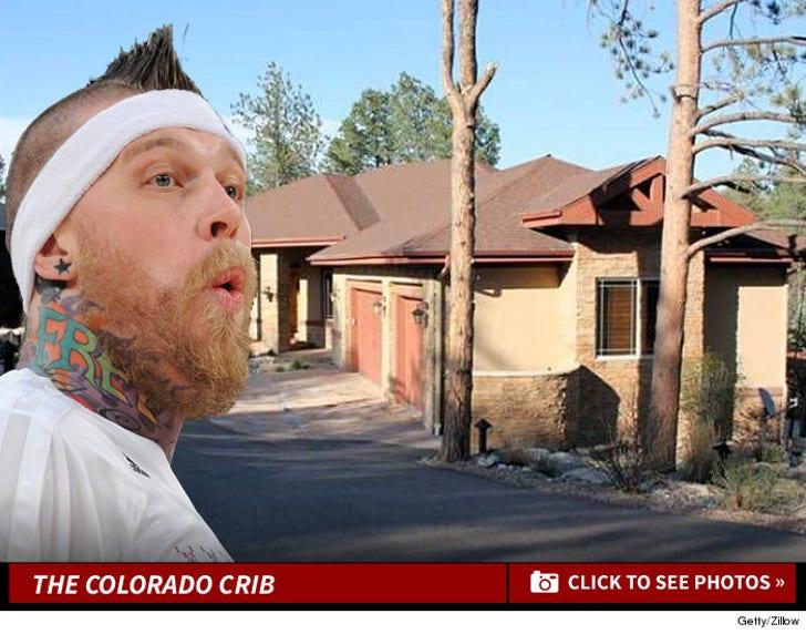 Chris Anderson's Colorado Crib