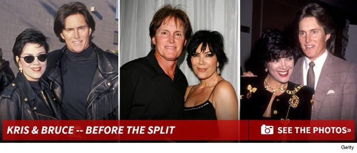Bruce & Kris -- Before The Split