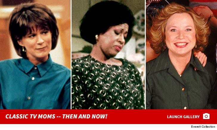 Classic TV Moms -- 'Memba Them?