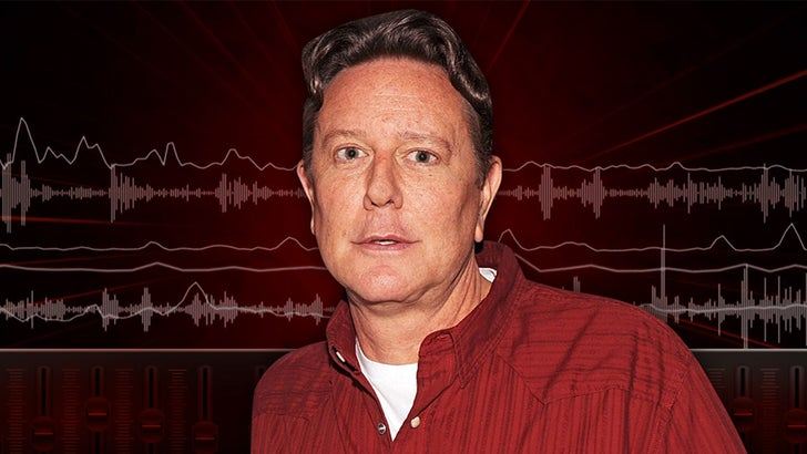 Judge Reinhold's Strange Cocaine Talk with DJ Before Dallas Arrest