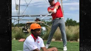 Jameis Winston Lets Golfer Use His Head for a Tee!