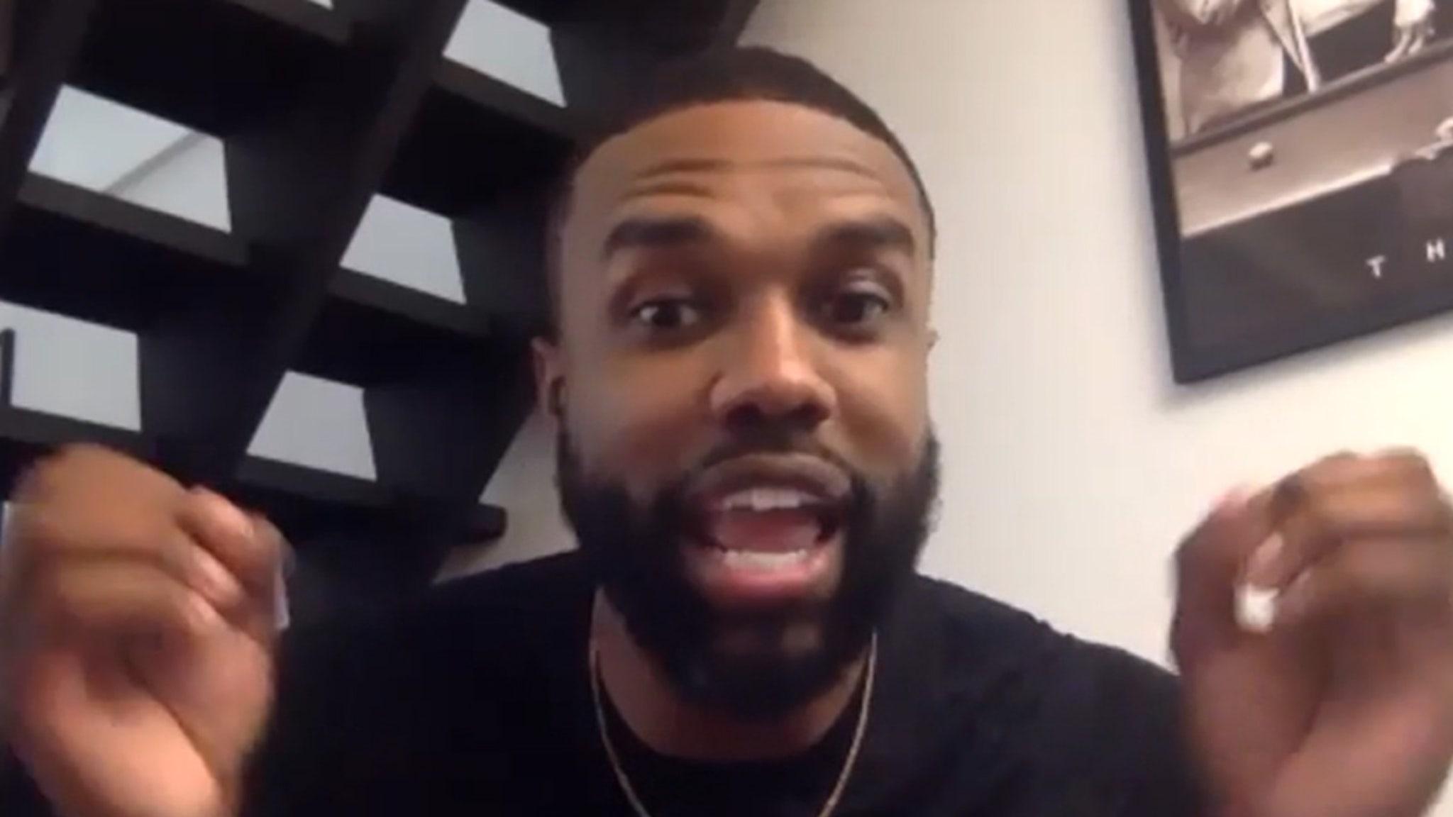 DeMario Jackson Says Matt James' Final Rose Will Be Under Intense Scrutiny