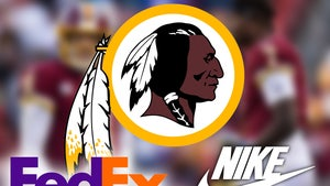 Nike Drops Redskins Merch From Website, FedEx Demands Name Change