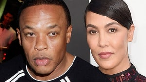Dr. Dre Says Estranged Wife's Spousal Support Claim is Absurd