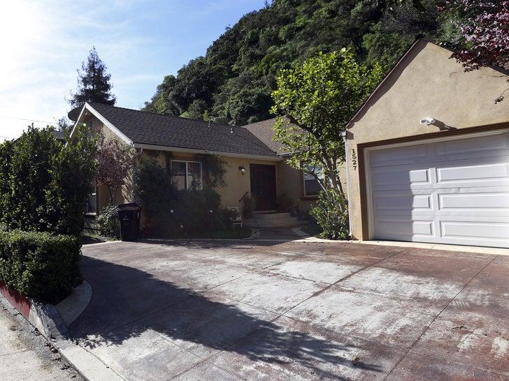 The Home Where Susan Berman Fas Found Dead