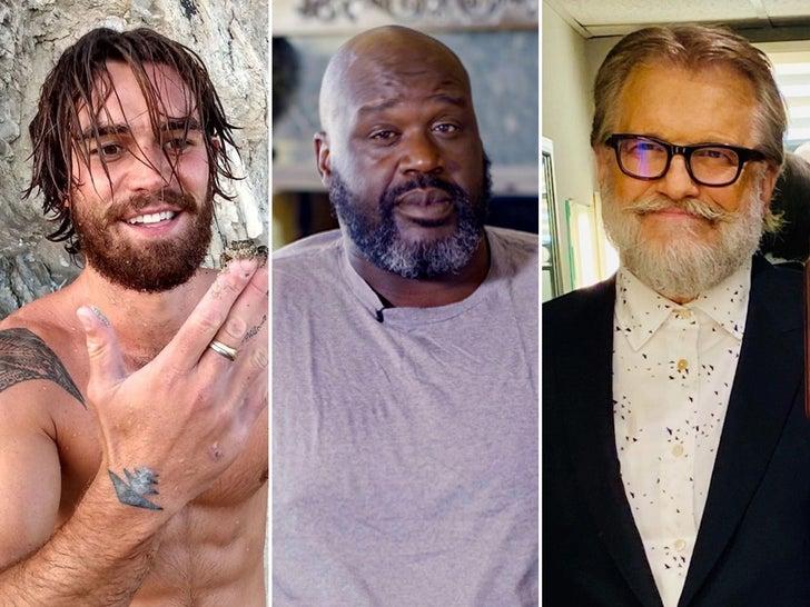 Quarantine Beards -- The Growing Trend
