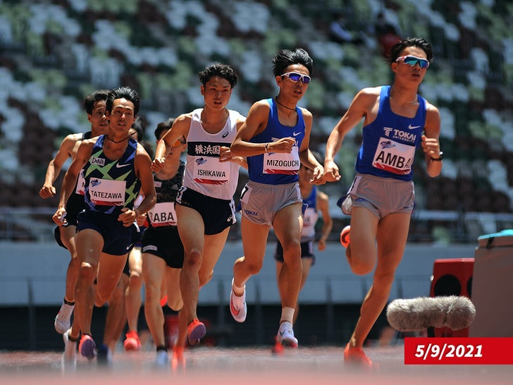 Olympics Test Events In Tokyo