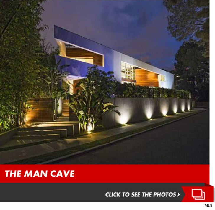 Seal -- Locking Down $6 Million Bachelor Pad
