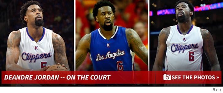 DeAndre Jordan -- On the Court