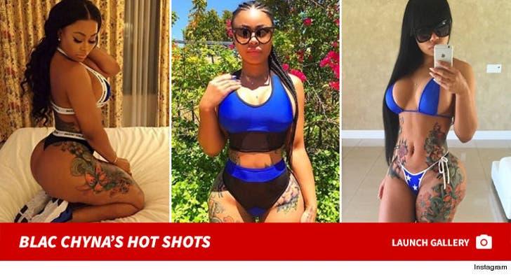 Blac Chyna's Hot Shots