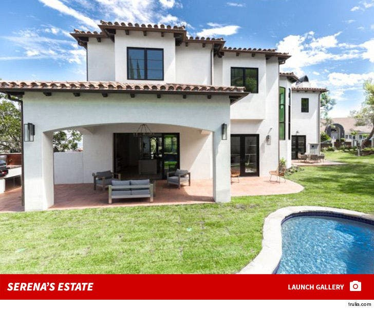 Serena Williams Buys Beverly Hills House