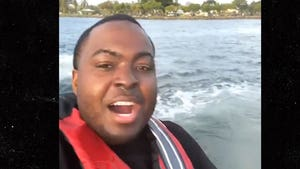 Sean Kingston Back to Jet Skiing in Miami, After Nearly Fatal Accident