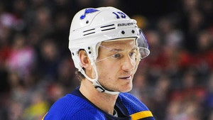NHL's Jay Bouwmeester Was Revived With Defibrillator After Collapse, GM Says