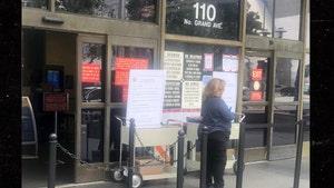 Coronavirus Shuts Courthouse Doors On People Filing Lawsuits