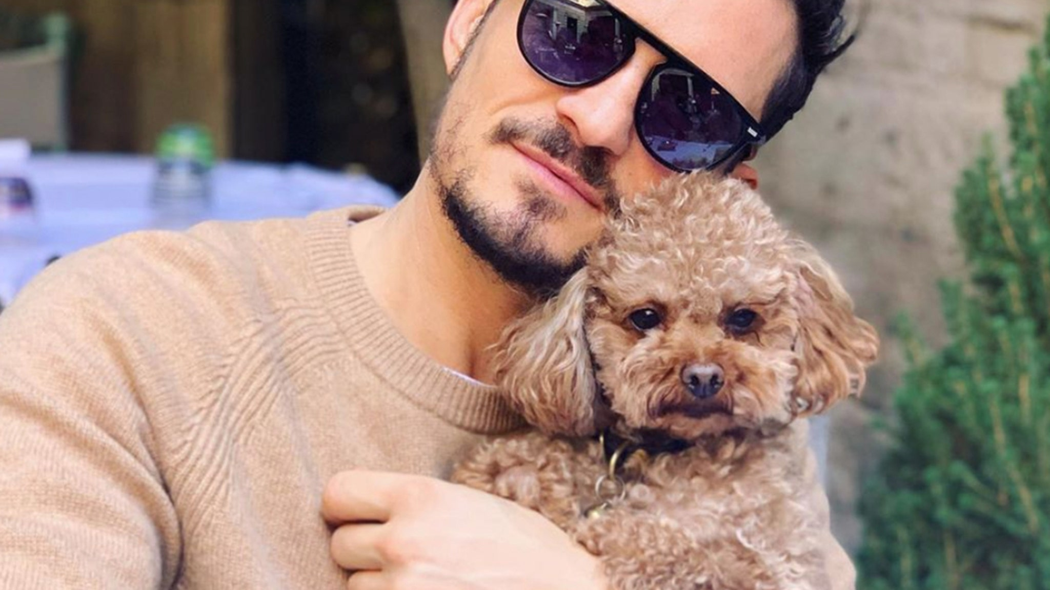 Orlando Bloom Says Beloved Dog Mighty is Dead
