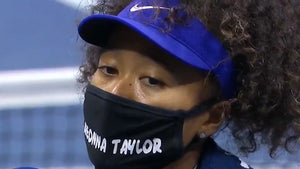 Naomi Osaka Wears Breonna Taylor Mask to U.S. Open, More Tributes Planned