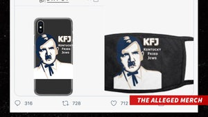 Hitler 'Kentucky Fried Jews' Merch Pops Up Online, Site Taken Down