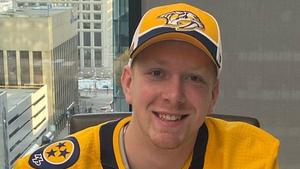 NHL Prospect Luke Prokop Announces He's Gay, 'No Longer Scared To Hide'