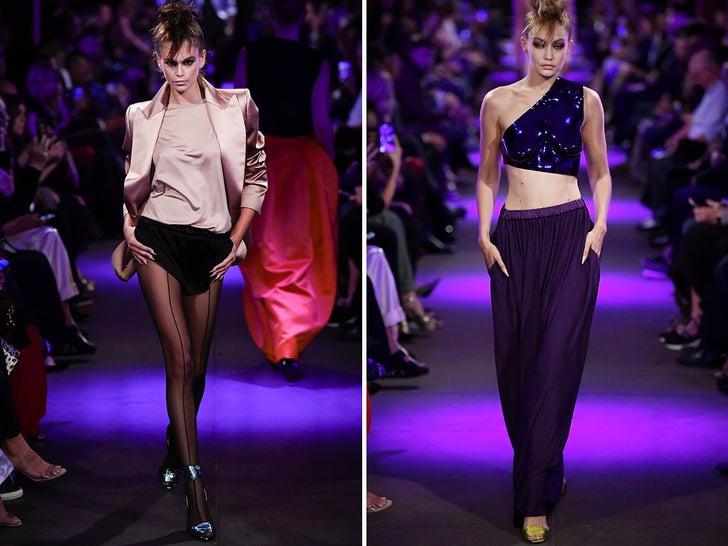 Tom Ford New York Fashion Week NYFW 2019 Runway Style photos
